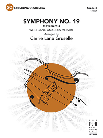 Symphony No. 19 Thumbnail