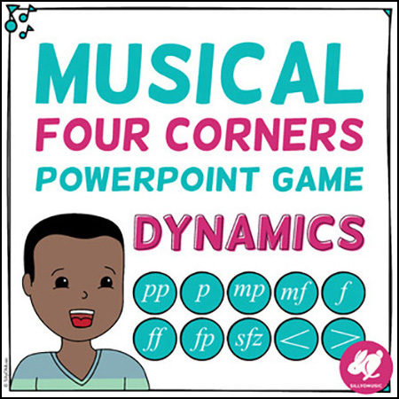 Musical Four Corners: Dynamics