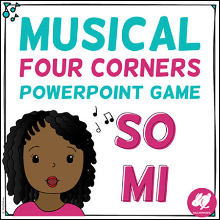 Musical Four Corners : Sol Mi