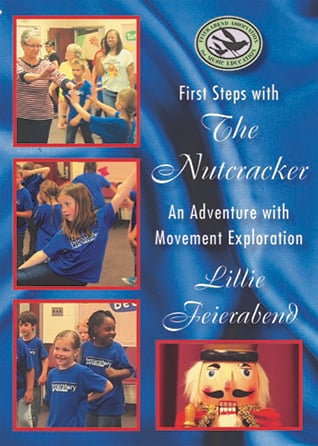 First Steps with the Nutcracker DVD