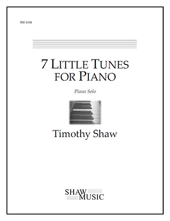 Seven Little Tunes for Piano