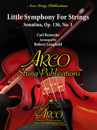 Little Symphony for Strings Cover