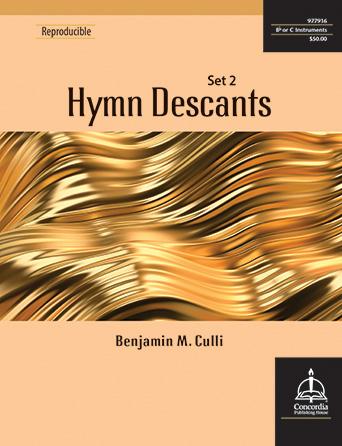 Hymn Descants