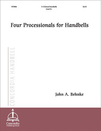 Four Processionals for Handbells