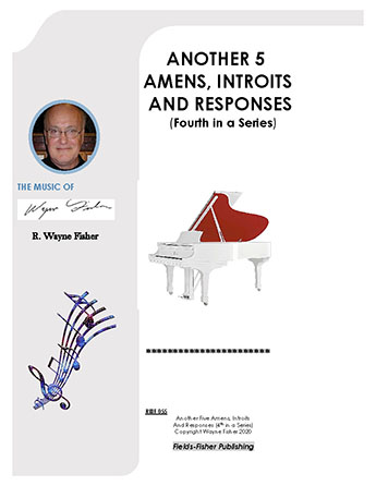 Another Five Introits, Amens and Responses