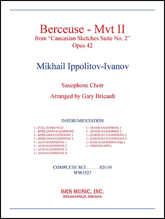 Berceuse, Mvt. 2