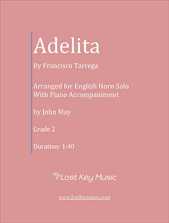 Adelita-English Horn Solo