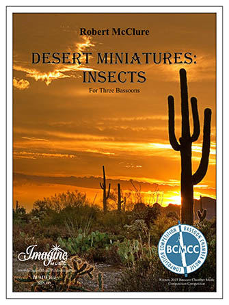 Desert Miniatures: Insects