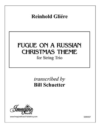 Fugue on a Russian Christmas Theme