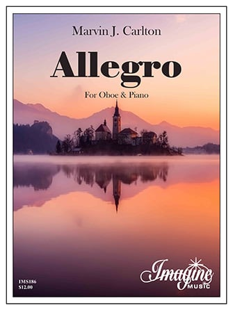 Allegro for Oboe and Piano