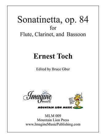 Sonatinetta Op 84