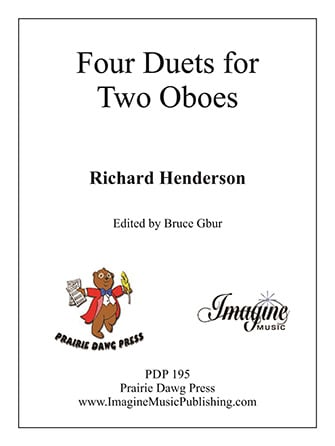 Four Duets for Two Oboes