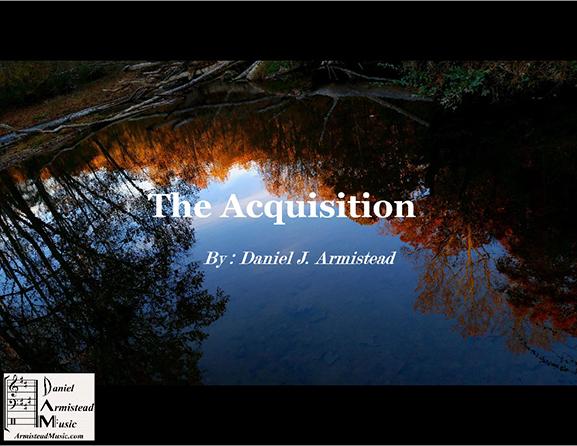 The Aquisition