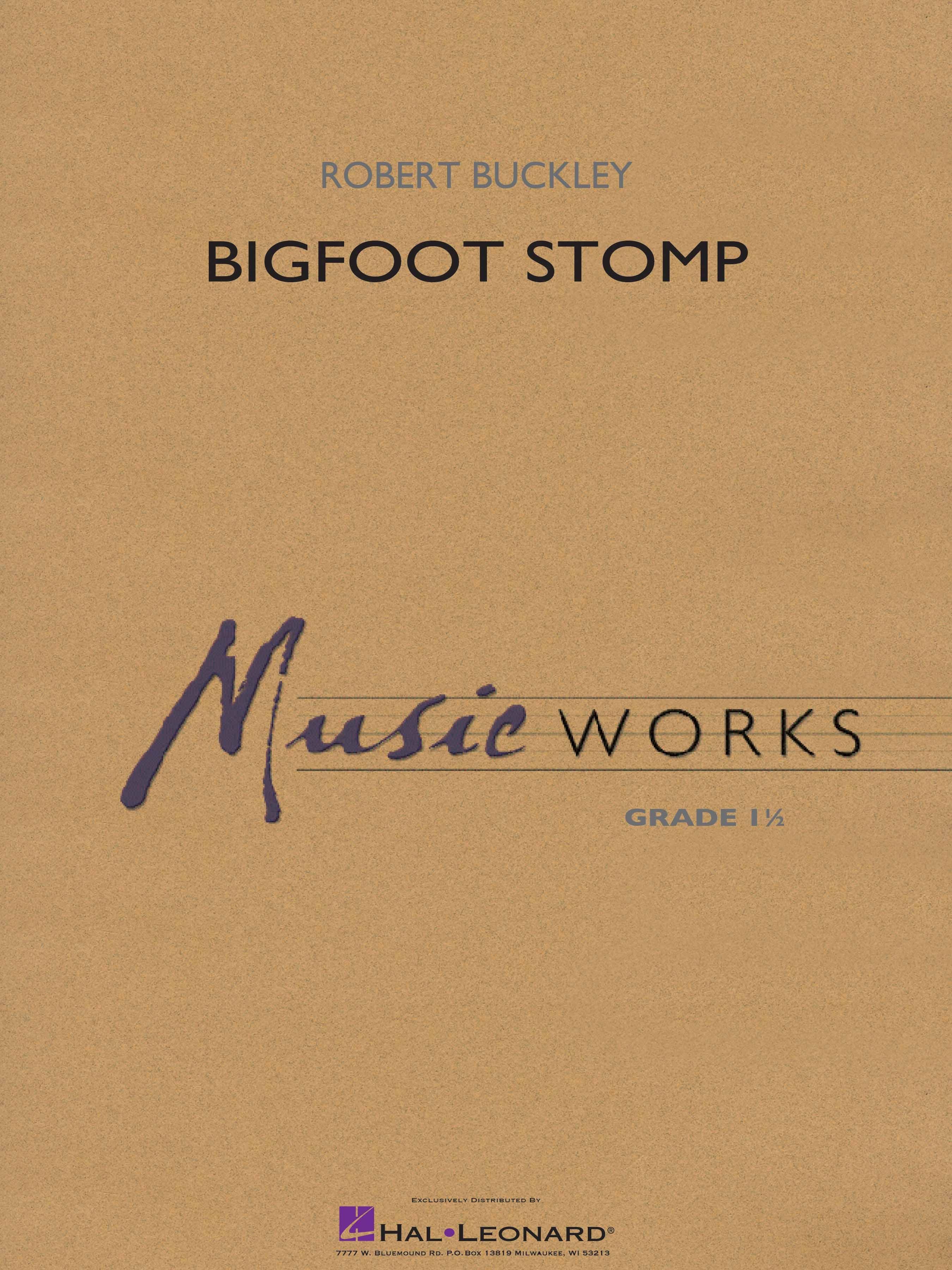 Bigfoot Stomp