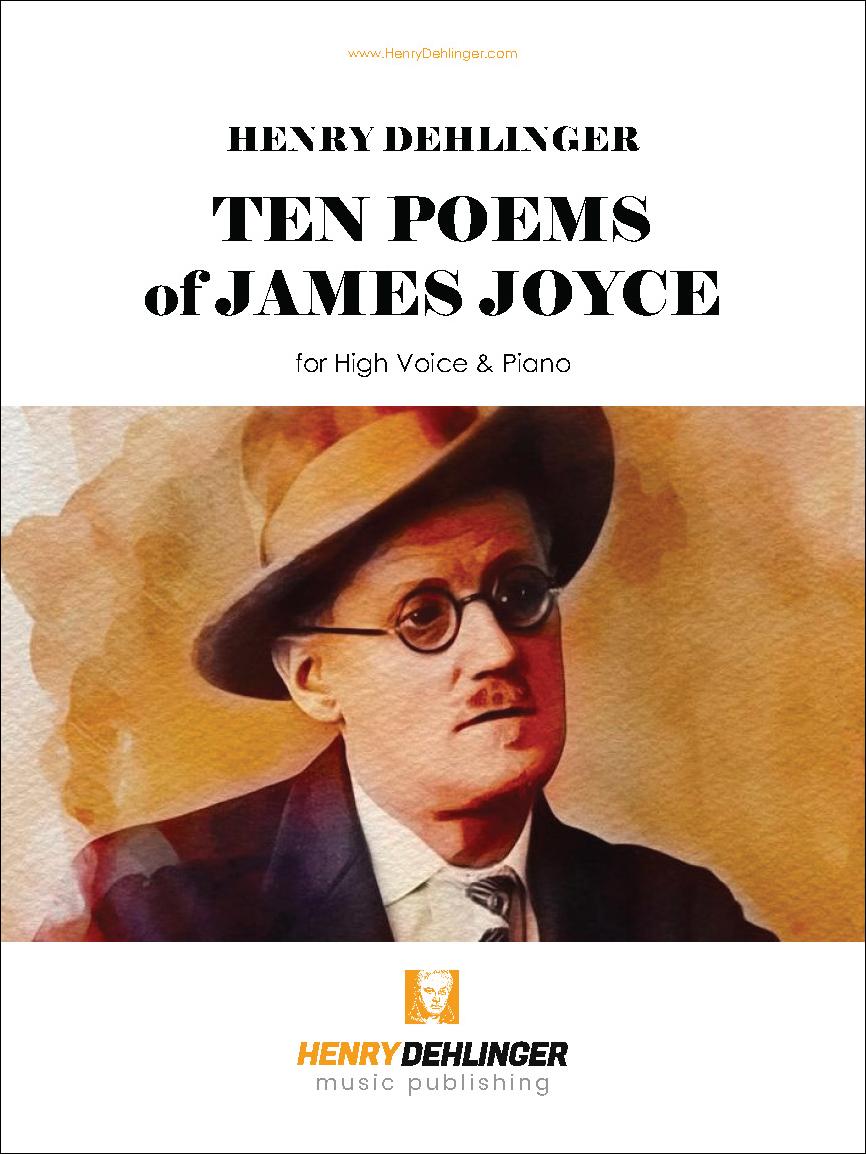 Ten Poems of James Joyce
