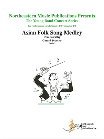 Asian Folk Song Medley