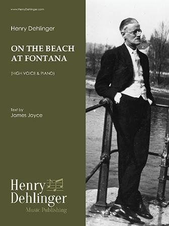 On the Beach at Fontana