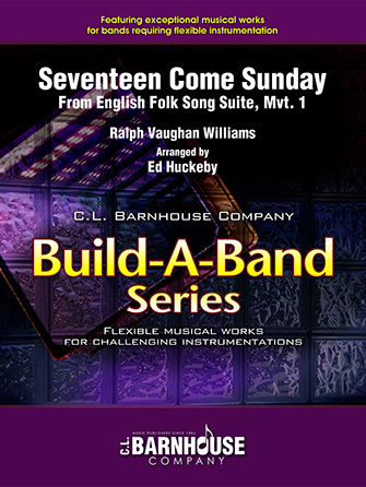 Seventeen Come Sunday band sheet music cover