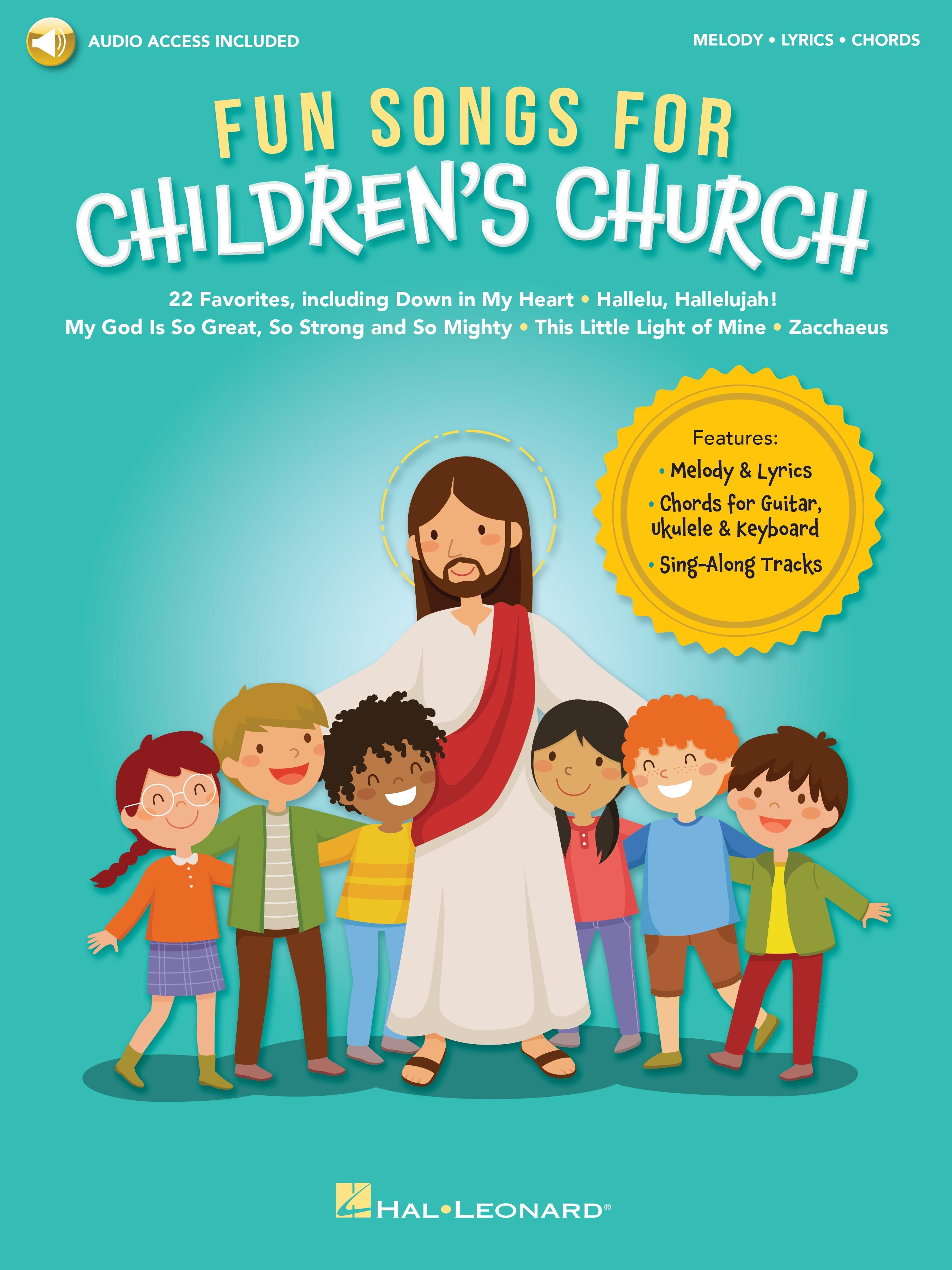 Fun Songs for Children's Church