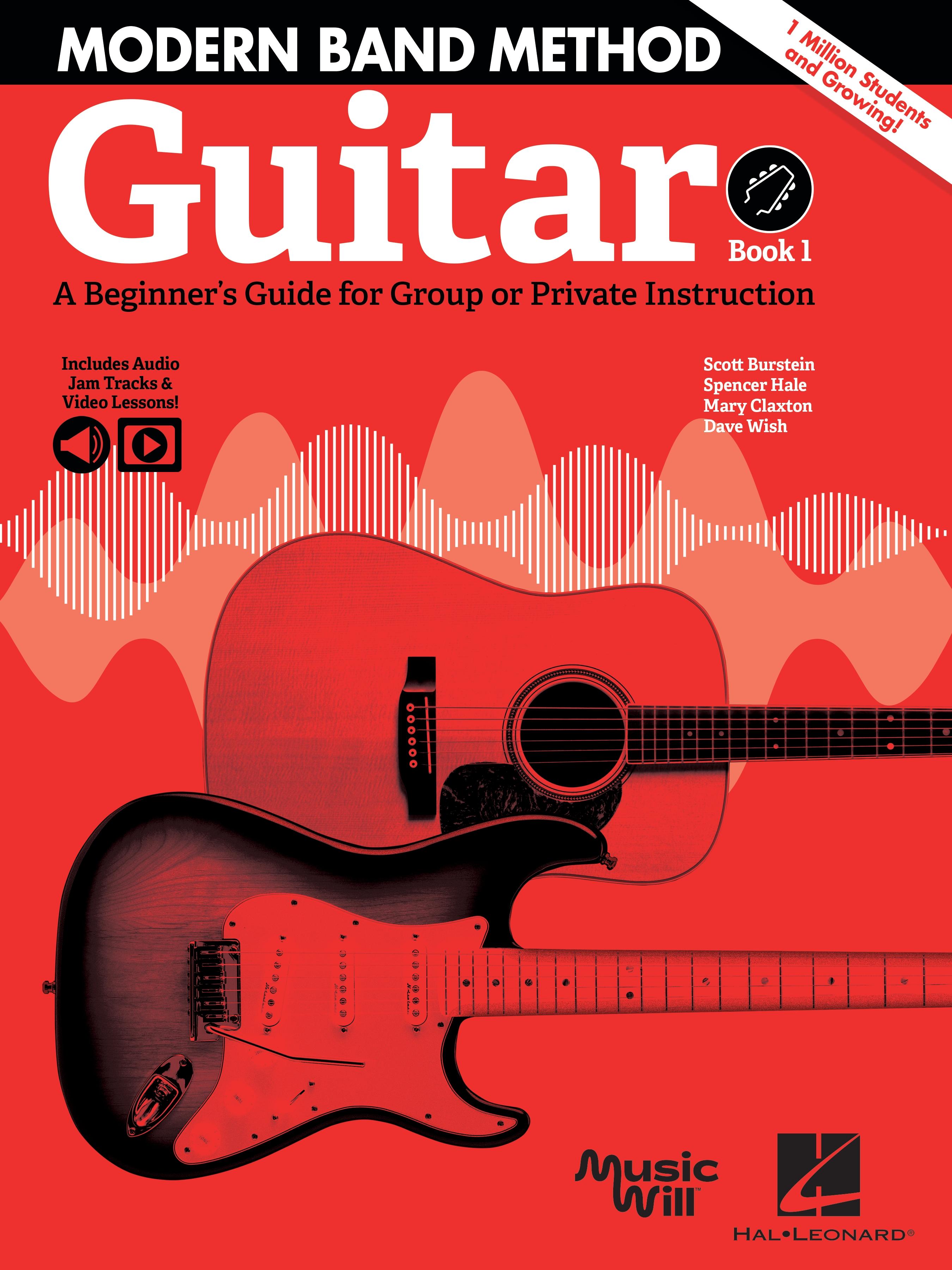 Modern Band Method, Book 1