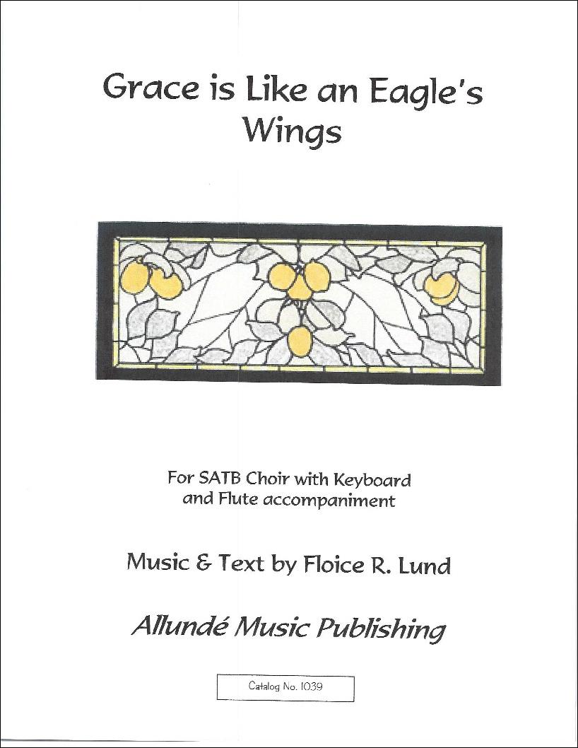 Grace Is Like an Eagle's Wings