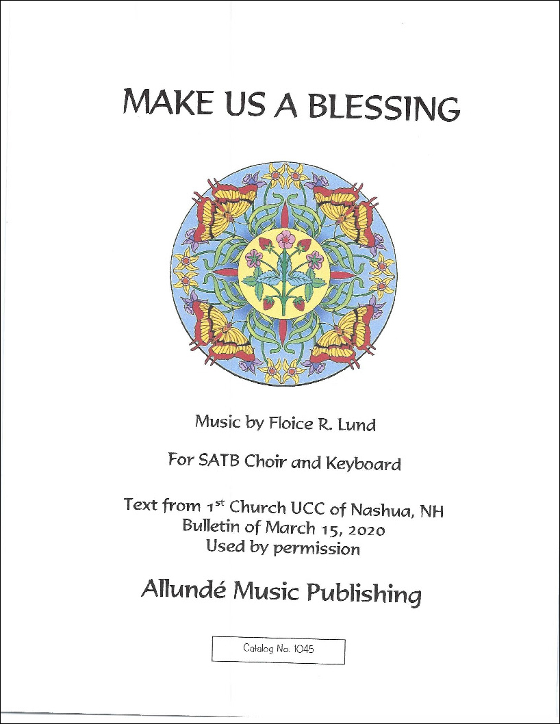 Make Us a Blessing