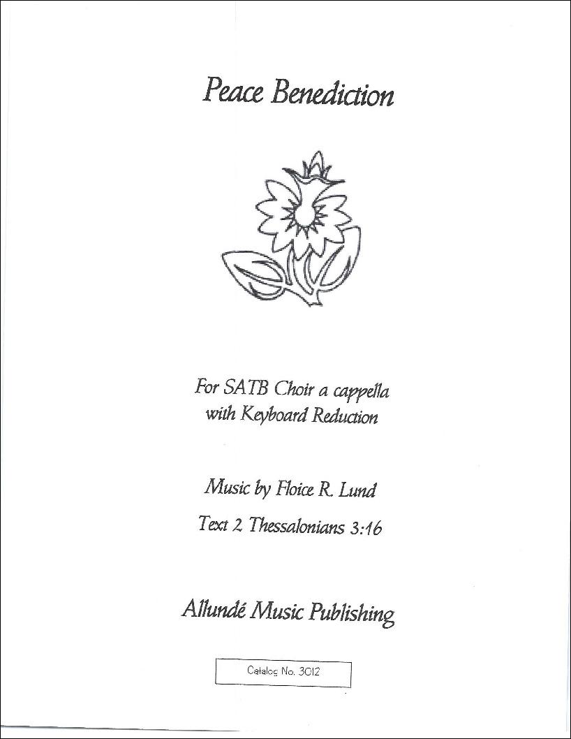 Peace Benediction
