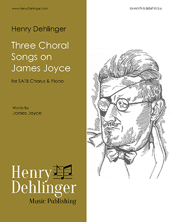 Three Choral Songs on James Joyce