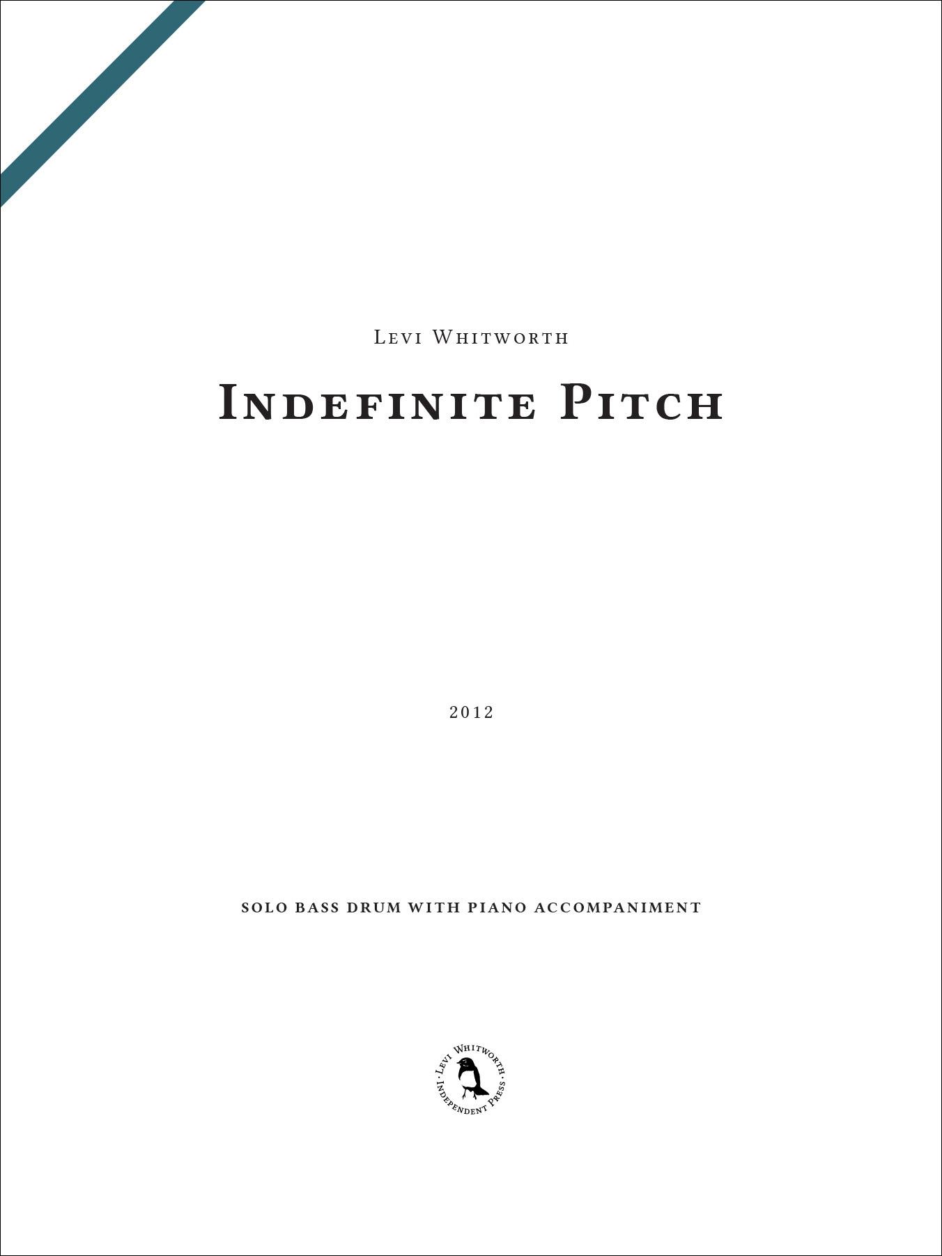 Indefinite Pitch