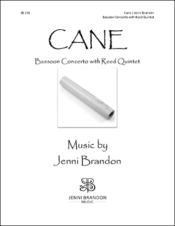 Cane: Bassoon Concerto with Reed Quintet
