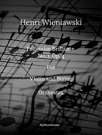 Polonaise Brillante No. 1 Op. 4