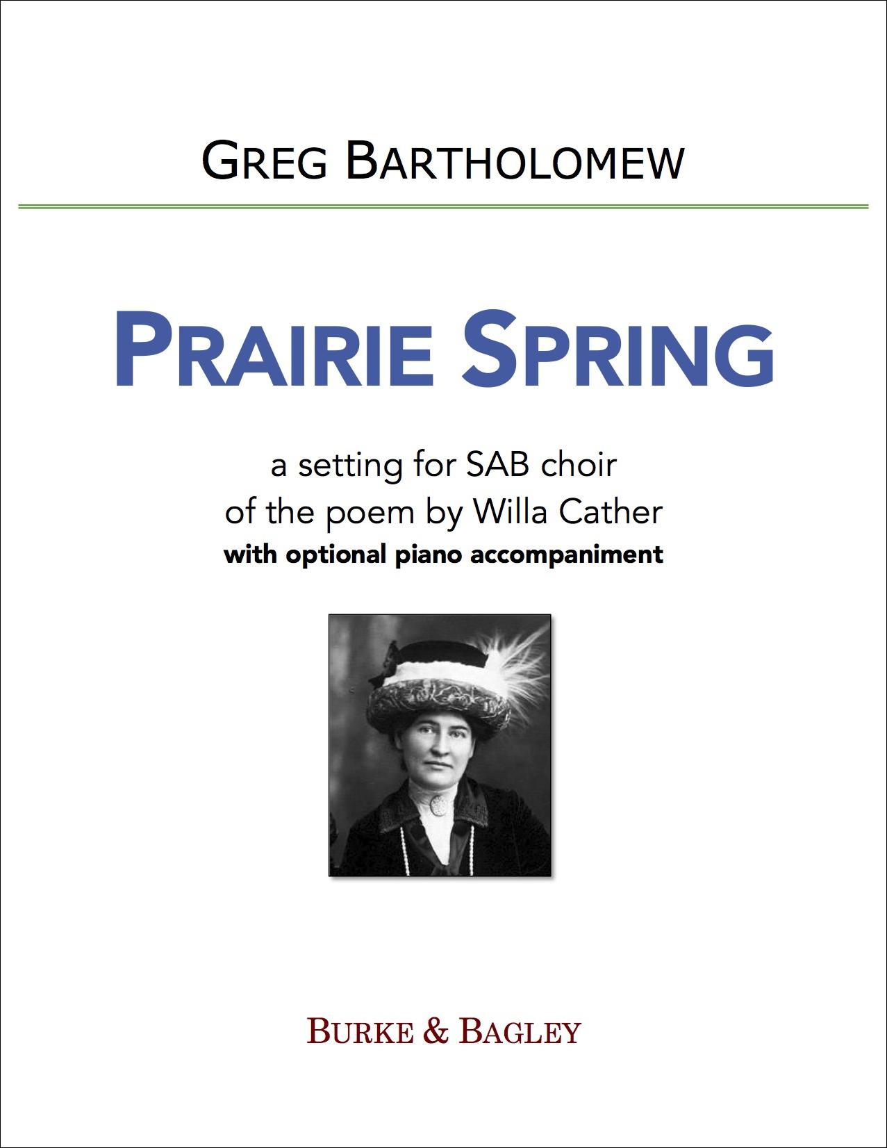 Prairie Spring Thumbnail