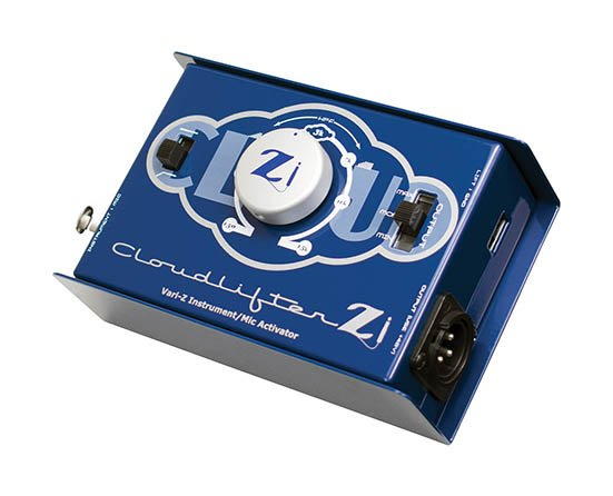 Cloudlifter CL-Zi 1-Channel DI and Mic Activator with Variable Impedance