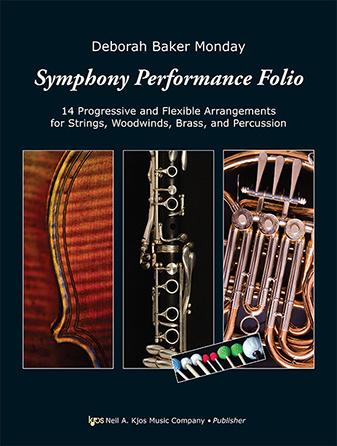 Symphony Performance Folio