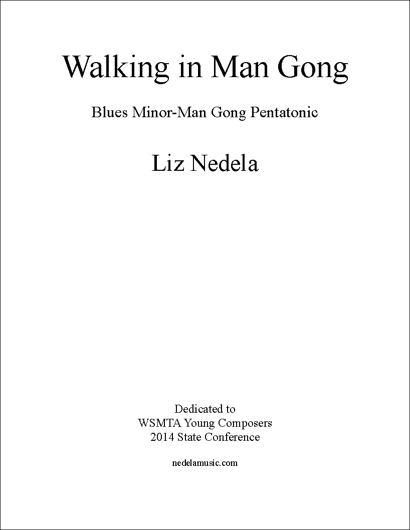 Walking in Man Gong