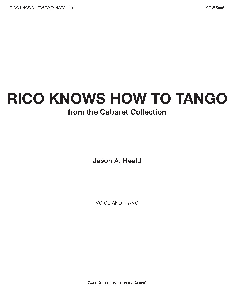 Rico Knows How to Tango