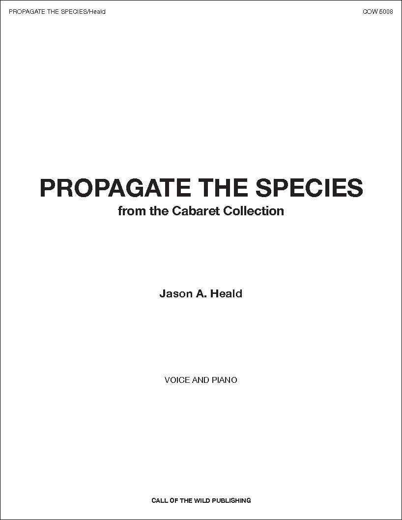 Propagate the Species
