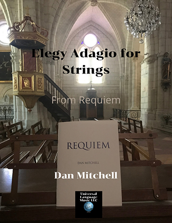 Elegy Adagio for Strings