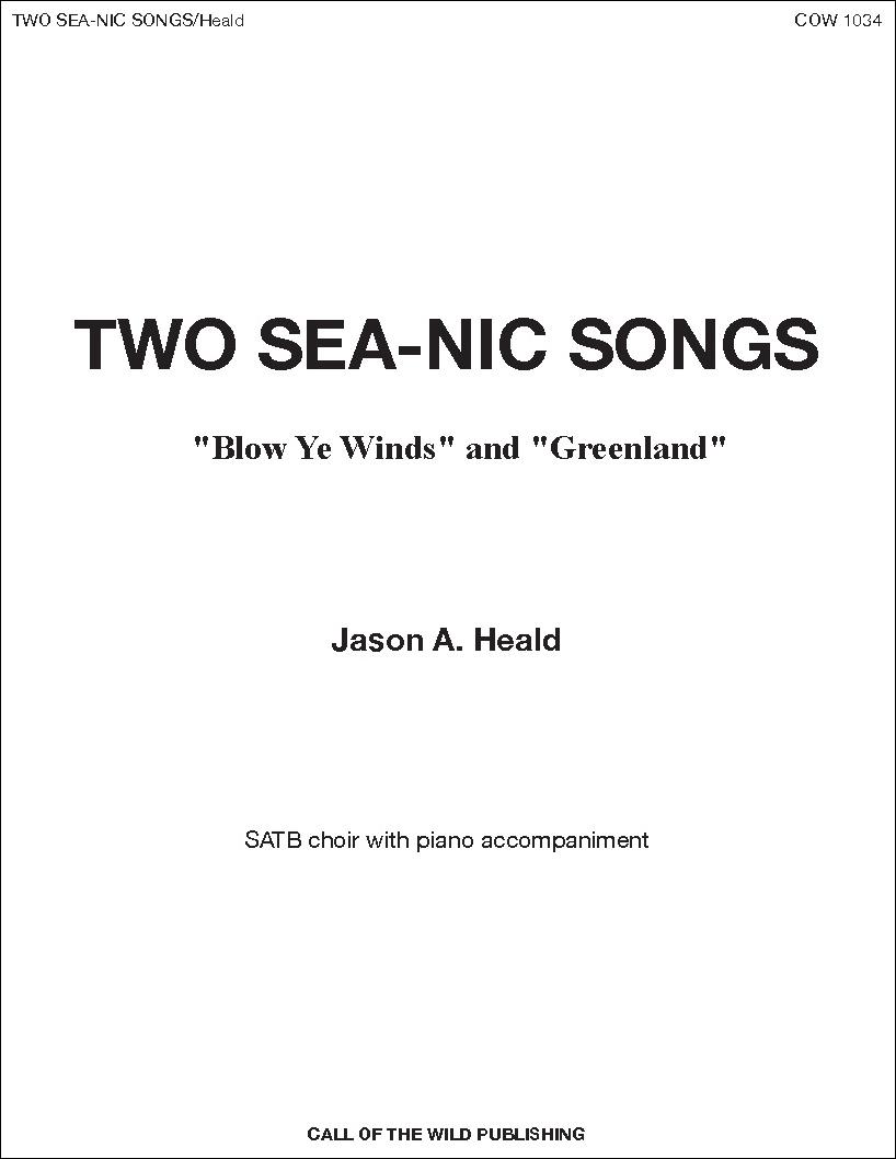 Two Sea-nic Songs