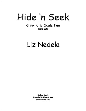 Hide 'n Seek - Chromatic Scale Fun