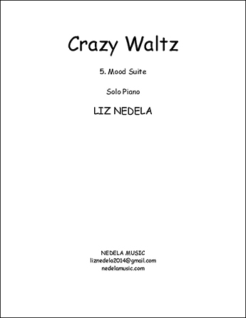 Crazy Waltz - Piano Solo