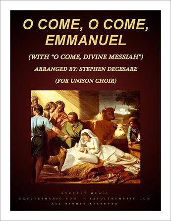 O Come, O Come, Emmanuel with