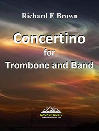 Concertino for Trombone and Band