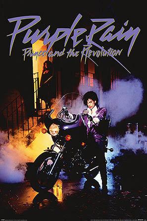 Prince Purple Rain Poster