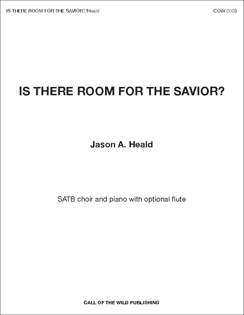 Is There Room for the Savior?