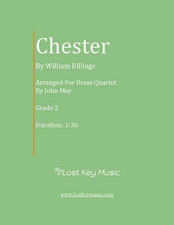 Chester-Brass Quartet