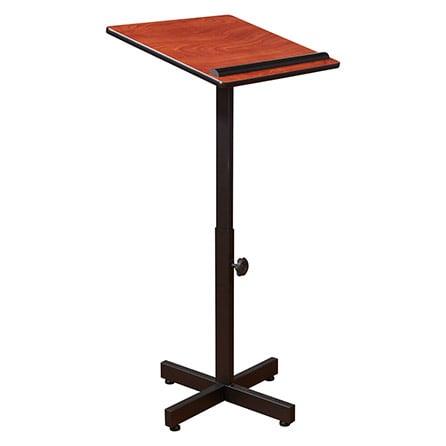 Portable Presentation Lectern Stand