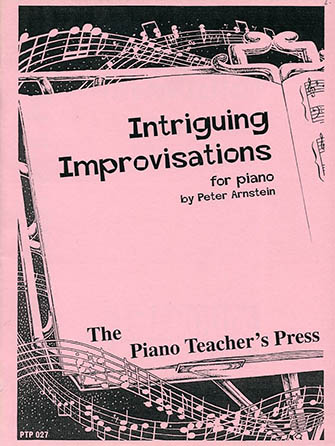 Intriguing Improvisations for Piano