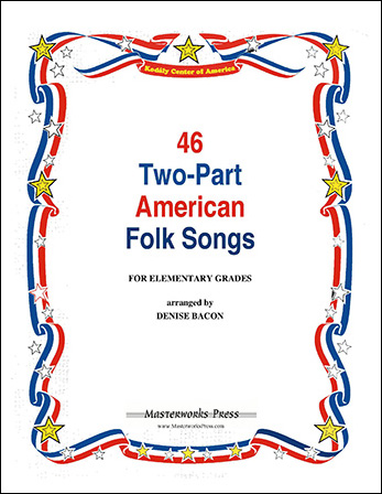 46 Two-Part American Folk Songs