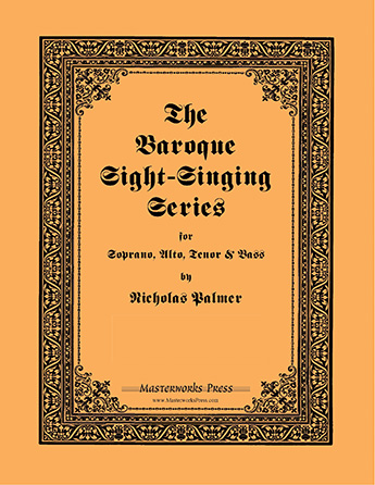 The Baroque Sight-Singing Series